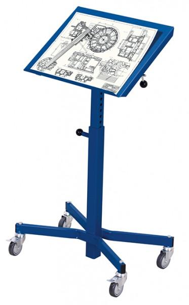 VARIOfit Materialständer, einseitig neigbar 600 x 410 mm