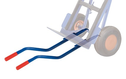 VARIOfit Tragholme für Treppentransport 850 x 54 mm