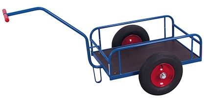 VARIOfit Handwagen ohne Bordwand 2030 x 840 mm
