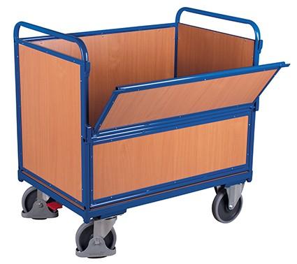 VARIOfit Holzkastenwagen 1060 x 715 mm