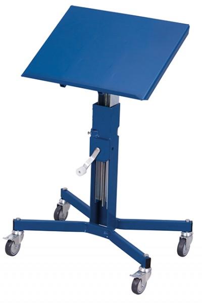 VARIOfit Materialständer mit Handkurbel 600 x 415 mm