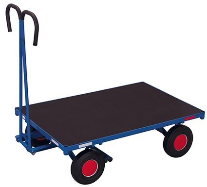 VARIOfit Handpritschenwagen ohne Bordwand 1320 x 800 mm