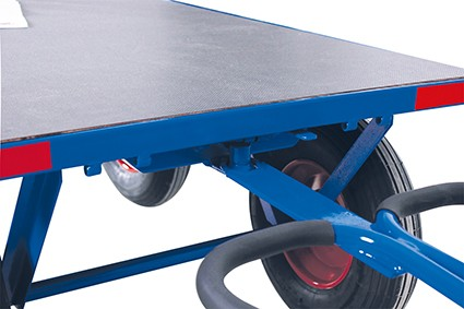 VARIOfit Kupplung hinten 210 x 120 mm