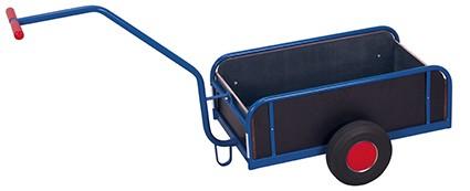 VARIOfit Handwagen mit Bordwand 1680 x 740 mm