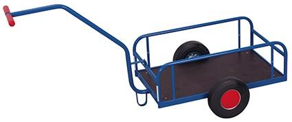 VARIOfit Handwagen ohne Bordwand 1680 x 740 mm
