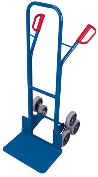 VARIOfit Treppenkarre mit 2 dreiarmigen Radsternen 620 x 675 mm
