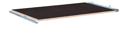 VARIOfit Sperrholz Etagenboden film/siebbeschichtet 1240 x 770 mm