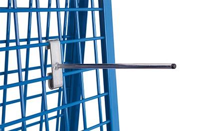 VARIOfit Rohrträger 300 x Ø 27 mm