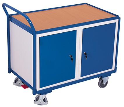 VARIOfit Werkstattwagen mit 1 Ladefläche 1125 x 625 mm