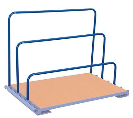 VARIOfit Einsteckbügel für Plattenwagen/- ständer