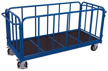 VARIOfit Vierwandwagen mit senkrechten Streben 2275 x 900 mm