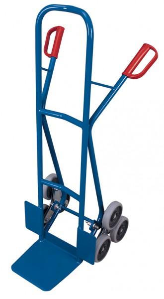 VARIOfit Treppenkarre mit 2 dreiarmigen Radsternen 610 x 630 mm