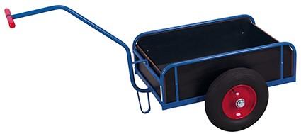 VARIOfit Handwagen mit Bordwand 2030 x 840 mm